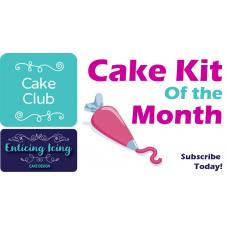 Cake Club Kit of the Month Pickup