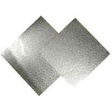 Cake Boards Square Silver