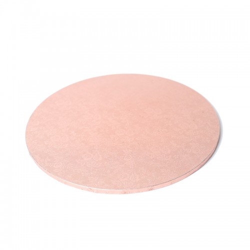 Cake Boards Round Rose Gold