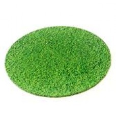 Cake Boards Round Grass 10 inch 25cm