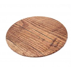 Cake Boards Round Timber Wood
