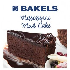 Cake Mix Chocolate Mud Cake Bakels 1kg