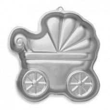 Cake Tins Pans Baby Child Pram Carriage Stroller