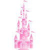 Fairies & Castles Edible Image Cake Toppers