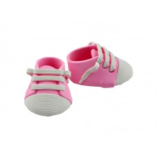 Booties Baby Shoes Pink SFBSH2PK