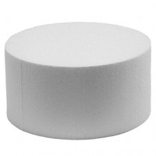 Foam Dummy Round 3in / 75mm H x 10in / 25cm D