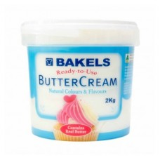 Buttercream Vanilla Bakels 2kg