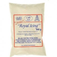 Icing Sugar Royal Icing Sugar White Cakeart 500g