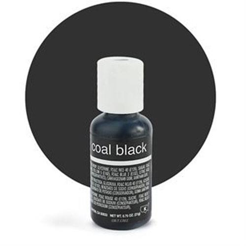 Gel Chef Master Coal Black 20g