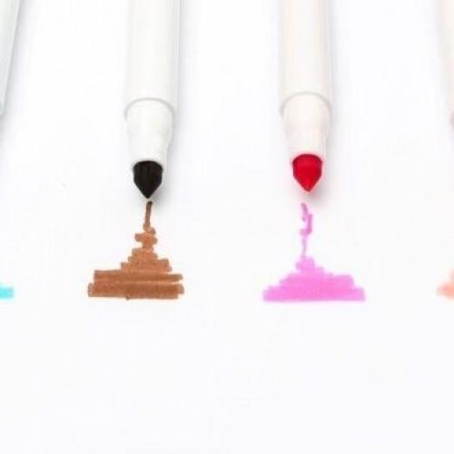Edible Ink Pens Sugar Crafty Pastel Colours