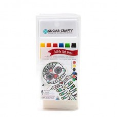 Edible Ink Pens Sugar Crafty Bright Colours