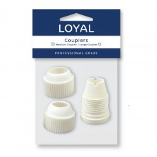 Couplers Loyal Medium LTSDC02RP