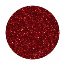 Glitter Edible  Rolkem Crystal Red