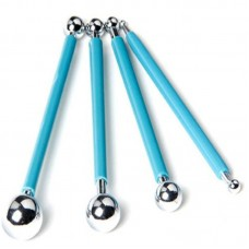 Balling Tool Metal set 4 Blue