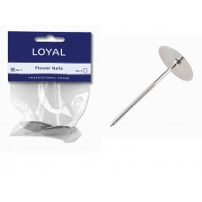 Flower Nail Loyal 2pk