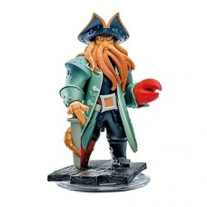 Disney Infinity Davy Jones Character Figurine Toy Topper